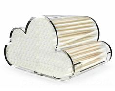 FRED CLOUD COVER - COTTON SWAB HOLDER