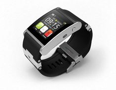 An Android watch, awesome!