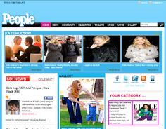 People Celebrity  People Celebrity is a free entertainment or celebrity blogger theme, it comes with Four columns which includes a photo gallery, featured posts slider It can be best used for posting any business, entertainment, celebrity or gossip blogs...