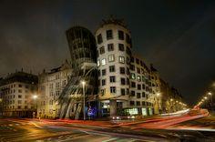 houses, pragu pragu, favourit architectur, czech republic, pragueberlin trip, space, place, danc hous, design