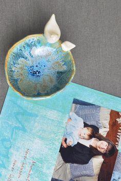 ceramic bowls, gift, art, babi bird, pottery