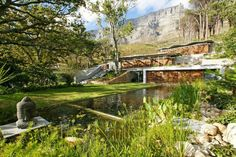 Mountain House by Van Der Merwe Miszewski Architects   HomeDSGN, a daily source for inspiration and fresh ideas on interior design and home decoration.