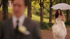 Krista & David - For like ever.  An outside in studio wedding film.