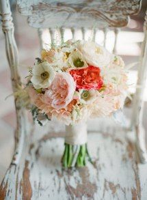 Bouquet | Wedding Colors are Beautiful | See More on SMP: http://www.stylemepretty.com/2013/06/10/heartstone-ranch-wedding-from-galas-by-gerry-lane-dittoe