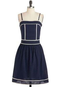 Outline and About Dress, #ModCloth