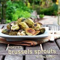 sprout recip, olive oils, brussel sprout, brussels sprouts, giraff, tasti recip, balsam vinegar, dinner tonight, roast brussel