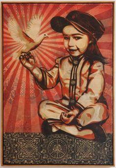 Shephard Fairey Poster