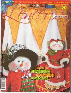 Revistas on pinterest patchwork quilting picasa and rubrics - Hacer lazos navidenos ...