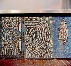 Bedri Rahmi Eyüboğlu – Mozaik