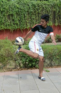 Soccer Tricks on Pinterest | Soccer, Soccer Players and Cleats
