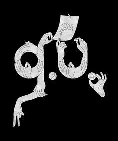 Hand Typography — Mario Hugo