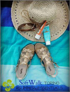 SoftWalk Torino Sandals #Giveaway Ends 7/31 #RWMevent
