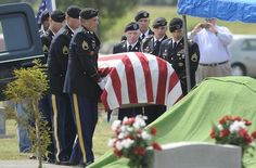 Lost World War II soldier returns home -  The funeral for U.S. Army Air Forces 1st Lt. Warren G. Moxley was held Tuesday, July 3, at the Odd Fellows Cemetery in Charleston, MO, over 65 years after he was shot down over Germany. A pilot with the 67th Tactical Recon Group's 107th Observation Squadron Moxley was killed on March 15, 1945, when his F6, a photo-reconnaissance model of the P-51 Mustang, was brought down by anti-aircraft fire. His remains were identified using DNA earlier this year.