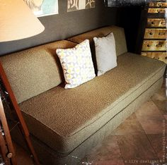 MCM Sofa/Daybed Avai