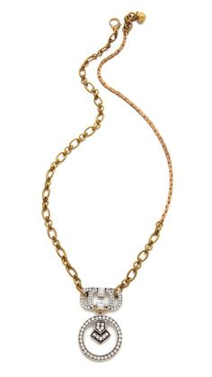 Lulu Frost necklace -- so gorgeous (and 50% off). Love the length!
