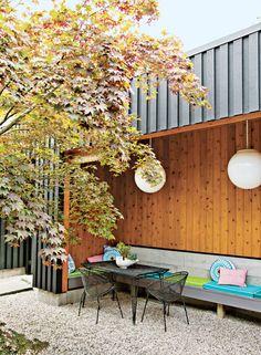 Adler Doonan outdoor patio