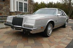 1983 Chrysler Imperial Mark Cross Edition