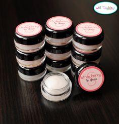 Meet the Dubiens: kool-aid lip gloss