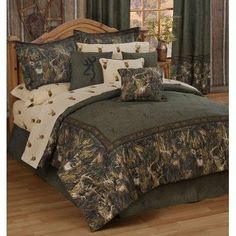 Browning Whitetails Full Comforter Set by Browning. $165.95. Add a Personal Touch with Free Embroidery!. Browning Whitetails Full Comforter Set. 09072200083BRN. Kid's Bedding. Browning Buckmark Collection will accentuate the outdoor design of your room with the Browning Buckmark you will instantly creates an inviting atmosphere. You will be amazed by the way this simple addition transforms any room. The Browning Whitetails Full Comforter Set. Made from 100 percent cotton duck. Co...