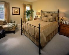 SW Believable Buff; contemporary bedroom by Barbera Homes