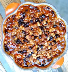 +The Church Cook: Three Bean Casserole