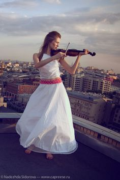 i want to learn to play the violin!