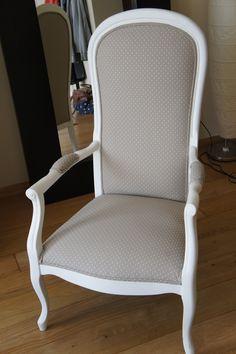 Voltaire restauration fauteuil on pinterest canapes - Restauration fauteuil voltaire ...