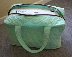 Tuto sac housse pour machine à coudre