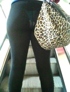Leggings are NOT pants. Oh my.