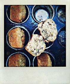 gluten-free oatmeal muffins