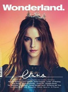 Two Emma Watson covers...both amazing! What's your favorite?