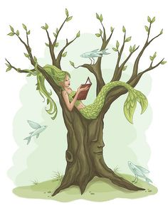 Mermaid Tree