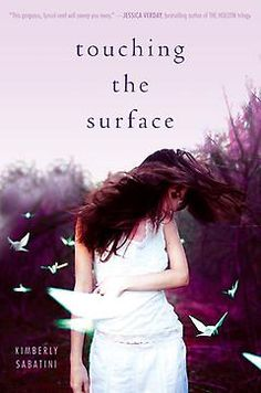 I'm over at BOOKish! Are you? Touching the Surface