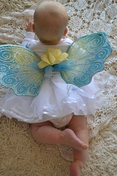 Baby Angel Blue