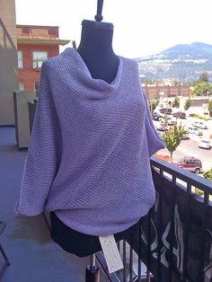 The Paris Sweater (can use bulky) Pattern - free on Ravelry