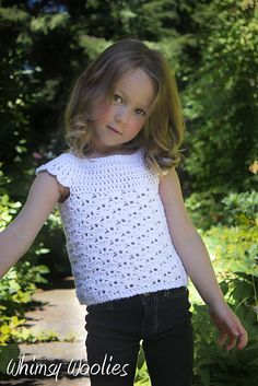Mary's Shell pattern by Whimsy Woolies