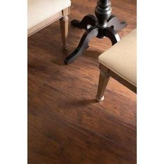 Farmstead Hickory 12 mm Thick x 6.06 in. Wide x 47.52 in. Length Laminate Flooring (12 sq. ft. / case)