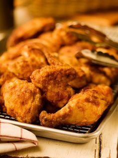 Buttermilk Fried Chicken!