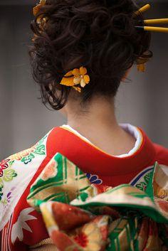 kimono, Japanese