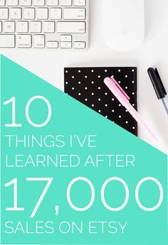 10 Things I've Learn