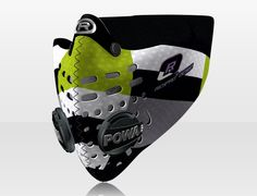 Respro® Skins™ pollution mask - CUBE Pattern 1 #matchyourstyle  http://respro.com/pollution-masks/skins