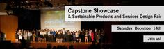 Join us for the Fall 2013 Capstone Showcase & Sustainable Products and Services Design Fair on Saturday, December 14th http://www.presidioedu.org/capstone-fall2013 #mba #socent #entrepreneur