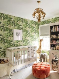 Nursery decor ideas?