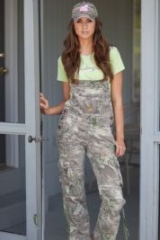 Realtree Girl Bib Overalls