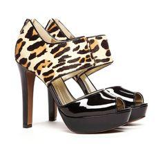 Leopard && Patent Leather
