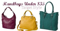 Stylish Handbags Under $35