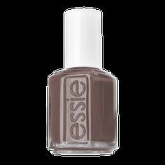 """Essie Mink Muffs is an earthy coloured nail polish. Described as """"a smokey plush taupe""""."""