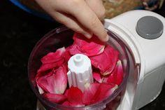Redbeet Mama: Handmade Rose Petal Beads