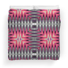Zigzagy Modern Aztec