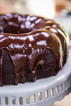Deep Dark Chocolate Stout Cake @CristinaFerrare  - Check out the recipe here: http://hallmarkchannel.com/homeandfamily/recipe/cristinacooksdeepdarkchocolatestoutcake #chocolate #cake #recipes #dessert #homeandfamilytv #home #family #hallmark